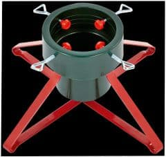 PREMIER AC187152  46Cm Green Red Real Tree Stand